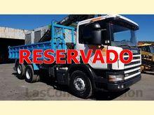 2001 SCANIA 94L dump truck