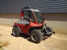 2004 AEBI TT 75 lawn tractor