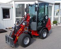 2016 WEIDEMANN 1160 wheel loade
