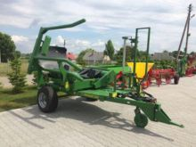 2016 PRONAR Z245, bale wrappers