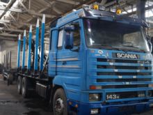 1998 SCANIA 143R timber truck