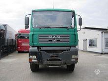 2003 MAN TGA 33.360 chassis tru