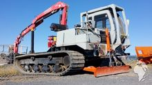 MOROOKA MST2200 VD tracked dump
