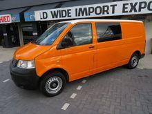 2008 VOLKSWAGEN Transporter com