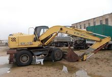 2007 TVEKS EK-12 wheel excavato