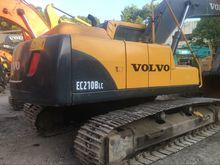2015 VOLVO EC210LEC tracked exc