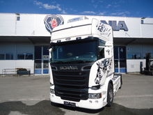 2014 SCANIA SOLD! tractor unit
