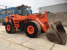 2007 DOOSAN DL400 wheel loader
