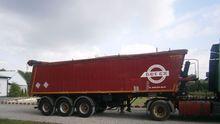 2004 BODEX tipper semi-trailer
