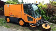 2005 IVECO road sweeper