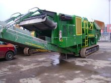 2013 McCLOSKEY J40 crushing pla