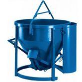Cubilote 350 lts concrete mixer