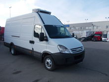 2009 IVECO 50C15V refrigerated