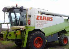 1999 CLAAS Lexion 460 combine-h