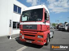 2006 MAN TGA 18.430 BLS tractor