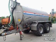 2009 Peecon ZT 17.000 liquid ma
