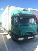 2008 IVECO 90E22 isothermal tru
