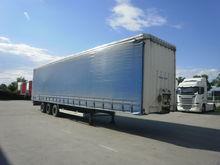 2004 KRONE tilt semi-trailer