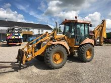 2010 HYDREMA 906D backhoe loade