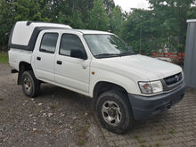 2003 TOYOTA Hi-Lux Double Cab 1