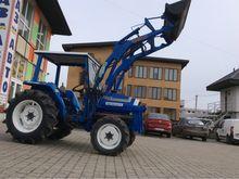 2001 ISEKI TA370F mini tractor