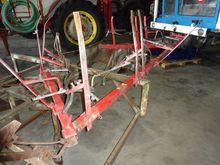 Rijenspuit irrigation machine