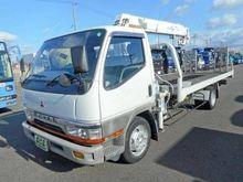 1997 MITSUBISHI Canter tow truc