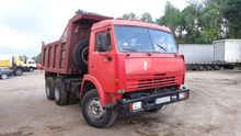 Used 1999 KAMAZ 6511