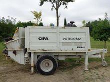 2007 CIFA PC 907/612 stationary