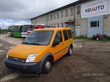 2006 FORD Transit Connect 55kW