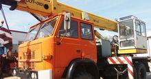 1999 STAR 266 mobile crane