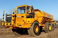 1990 VOLVO A25 6x6 articulated