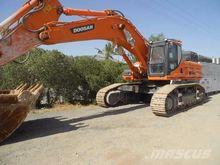 2013 DOOSAN DX 490 LC-3 tracked
