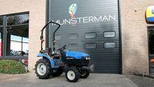 HOLLAND TC21D mini tractor