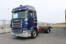 2005 SCANIA R500LB6X2HNA chassi