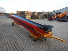 1996 CLIMAX CDVE 1600 conveyor
