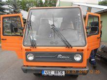 1998 MULTICAR M26 flatbed truck