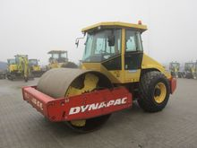 2007 DYNAPAC CA302D/LN single d
