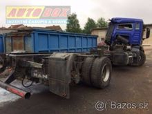Used MAN TGS chassis