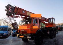 2012 KAMAZ 43118 6X6 25TON IVAN