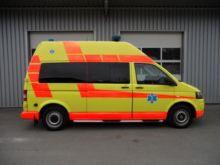 2010 VOLKSWAGEN Krankenwagen Re