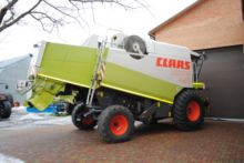 2000 CLAAS Lexion 450 combine-h