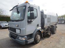 2009 DAF LF 45.180 4X2 EURO 4 S