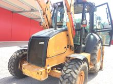 2007 CASE 580SR-4PT backhoe loa