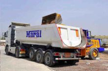 2017 Maral Trailer TIPPER SEMI
