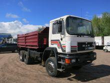 Used 1991 MAN 26.302
