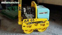 AMMANN AR65 mini road roller