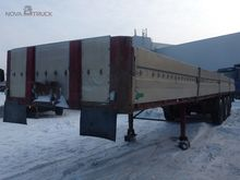 1996 ACHLEITNER flatbed semi-tr