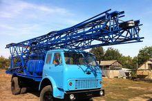 1993 URB 3 AM drilling rig
