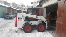 2009 BOBCAT S160 skid steer